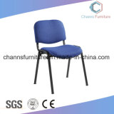 Ergonomic Design Durable Blue Fabric Meeting Room Furniture Training Chair