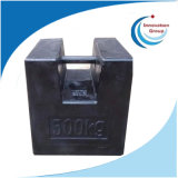 Standard M1 500kg Iron Cast Scale Testing Calibration Weights