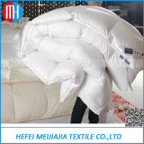 Washed White Duck or Goose Down Filled 100% Cotton Duvet Quilt