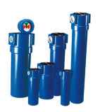 Inline Particulate Compressed Activated Carbon Air Pipeline Filter (KAF450)