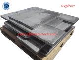 63HRC High Chromium Wear Plates for Mining Abrasion