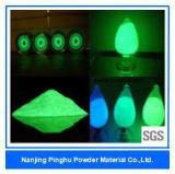 Green Glow in The Dark Spray Powder Coating
