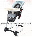 Adjustable Mobile Foldable Baby High Chair