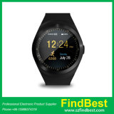 The latest 1.2 Inch IPS Touch Screen GSM Phone Smart Watch Y1