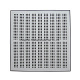 600X600mm Antistatic Steel Perforated Panel