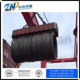Crane Lifting Magnet for Normal Temperature Wire Rod Coil Lifting
