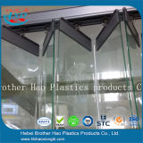 Folding Steel Flexible PVC Strip Door Curtain Assembly Hardware Sets