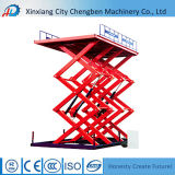 2016 New Indoor Scissor Lift Platform for Maintaining