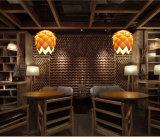 Creative Modern Art Wooden Pendant Lights Lamp