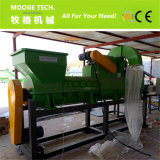 plastic label removing machine / pet bottle label remover machine