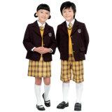 China Factory Price School Uniform Blazer for Middle School Uniform Designs