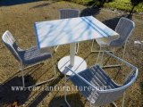 Beautiful Design Solid Surface Garden Tables