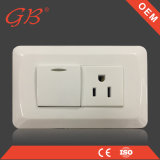 OEM South American Universal Electrical Wall Socket Switch