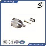 RF Coaxial N Female to SMA Male Straight Adaptor