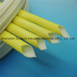 Wear Resistant Acrylic Coated Thermal Insulation Fiberglass Sleeving