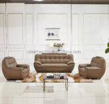 Fashion Fabric Home Sofa Wooden Frame Living Room Sofa Chair (UL-NS235)