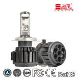 Top Sale Super Bright Csp 40W T6 H4 LED Automobile Lighting
