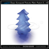 PE Material Plastic Modern Color Changing LED Christmas Tree light
