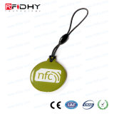 Custimize High Frequency RFID NFC Fob for Advertising