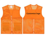 Wholesale Customize Clothing for Mesh Vest Workwear
