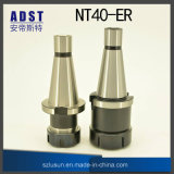 Top Quality Nt40-Er Collet Chuck Tool Holder Milling Tool for Lathe