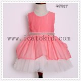 My827 Cheap High Quality Fashion Casual Party Wear Dress for 2-10t