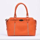 M&H China Wholesale Ladies PU Bag Genuine Leather Bag