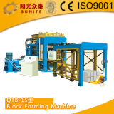 Block Making Machine, Small Brick Making Machine (QT8-15)