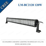 Lmusonu 100% Factory Price ATV 4X4 Tractor 24.8 Inch Car Light LED Bar 120W