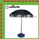 FiberBuilt 7.5-ft. Wooden Beach Umbrella - Patio Umbrellas at