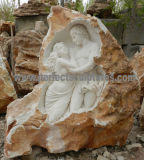 Garden Stone Sculptures with Stone Granite Limestone Sandstone (SY-X1727)