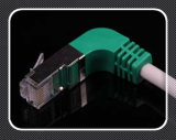 Right Angle Cat5e CAT6 Patch Cord
