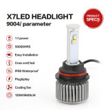 9004 6000k 40W 3600lumens LED Headlight Bulbs for Cars