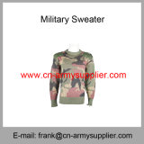 Army Sweater-Police Sweater-Military Camouflage Sweater