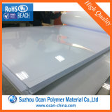 Opaque Glossy White Hard Offest PVC Printing Material