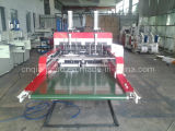 Full Automatic High Speed Double Line T-Shirt Bag Making Machine (250PCS/min)