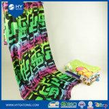 100% Cotton Travel Sports Custom Sublimation Beach Towel