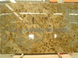 Tiger Yellow Granite Slabs for Wall