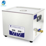 Fast Remove Oil Two Cleaning Process Ultrasonic Cleaner for Firearms