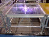 High Quality Glass Stage Scaffolding