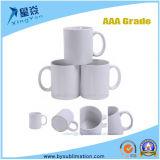 Wholesale AAA Grade Coated Ceramic Sublimation White Mug