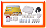 Boust GSM Home Alarm - Main Panel with 4 PIR Detectors & Door Sensors (BST-S07M3)