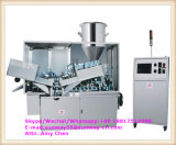 Automaticlly High-Speed Cream/Toothpaste/Medical Oinment/Adhesive/Shoe Polish Abl and Pbl Tube Filling&Sealing Machine-2017
