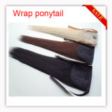 Hot Resist Synthetic Hair Extension Hair Piece Clip in Ponytail