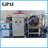 Horizontal Vacuum Medium Frequency Induction Heating Melting Furnace