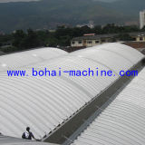 Bohai 1220-800 No-Girder Arch Roof Building Machine