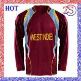 Custom Made Team Logo and Name Cricket Jersey