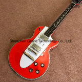 New Standard Orange Lp Style Electric Guitar (GLP-437)