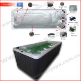 Chinese Manufacturer Cheap Swim SPA with 4 Seats Outdoor Swim SPA