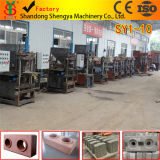 Interlocking Brick Making Machine in China